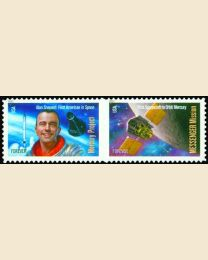 #4527S- (44¢) Space Firsts