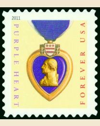 #4529 - (44¢) Purple Heart