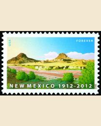 #4591 - (44¢) New Mexico Statehood