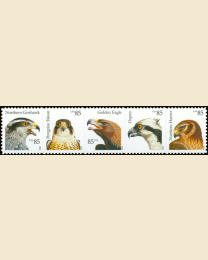 #4608S- 85¢ Birds of Prey