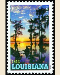 #4667 - (45¢) Louisiana Statehood