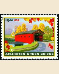 #4738 - $5.60 Arlington Green Bridge