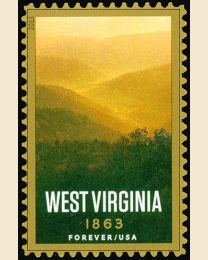#4790 - (46¢) West Virginia Statehood