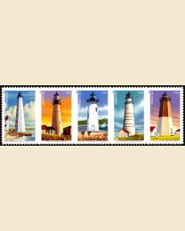 #4791S- (46¢) New England Coastal Lighthouses