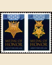 #4822S- (46¢) Medal of Honor