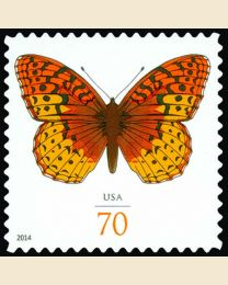 #4859 - 70¢ Great Spangled Fritillary Butterfly