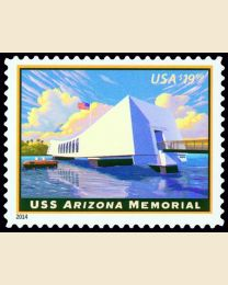 #4873 - $19.99 USS Arizona Memorial