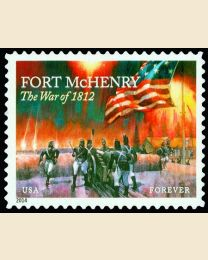 #4921 - (49¢) Fort McHenry