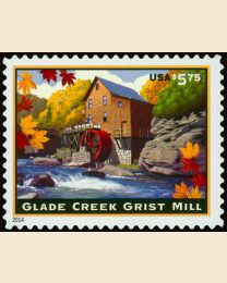 #4927 - $5.75 Glade Creek Grist Mill