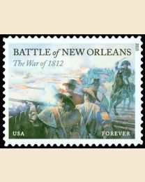 #4952 - (49¢) Battle of New Orleans