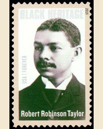 #4958 - (49¢) Robert Johnson Taylor