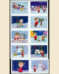 #5021S- (49¢) Charlie Brown Christmas