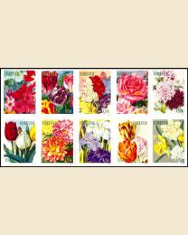 #5042S- (49¢) Botanical Art
