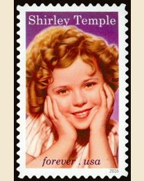 #5060 - (47¢) Shirley Temple