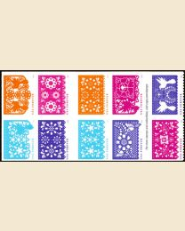 #5081S- (47¢) Colorful Celebrations