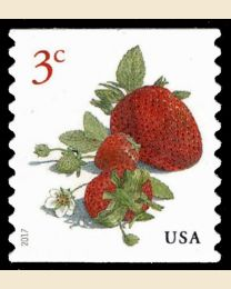 #5201 - 3¢ Strawberries