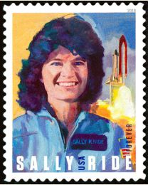 #5283 - (50¢) Sally Ride