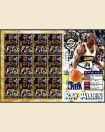 Ray Allen - Seattle Supersonics