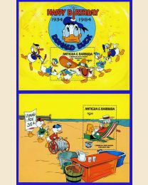 Donald Duck - Caribbean Cruise Holiday