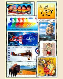 1999 Canada Official Annual Collection