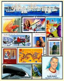 2000 Canada Official Annual Collection