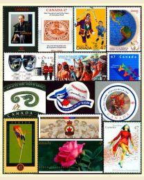 2001 Canada Official Annual Collection