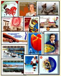 2002 Canada Official Annual Collection