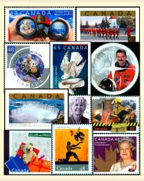 2003 Canada Official Annual Collection