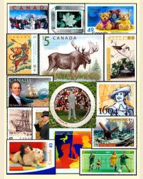 2004 Canada Official Annual Collection