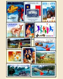 2005 Canada Official Annual Collection