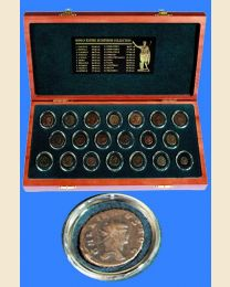20 Roman Empire Coins
