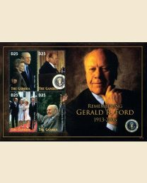 Remembering Gerald Ford
