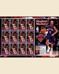 Stephon Marbury - New York Knicks