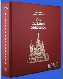 Russia Federation Binder