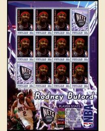 Rodney Buford - New Jersey Nets