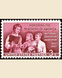 #1093 - 3¢ School Teachers