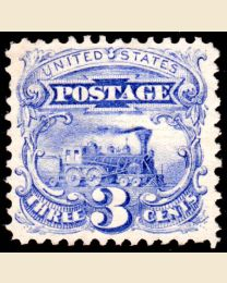 # 114 - 3¢ Locomotive