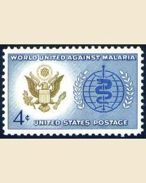 #1194 - 4¢ Malaria Eradication