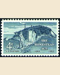 #1198 - 4¢ Homestead Act