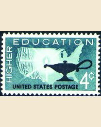 #1206 - 4¢ Higher Education