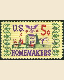 #1253 - 5¢ Homemakers