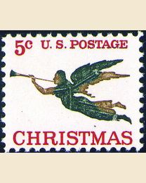 #1276 - 5¢ Christmas Angel