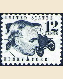 #1286A - 12¢ Henry Ford