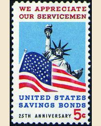 #1320 - 5¢ Savings Bond