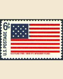 #1346 - 6¢ Fort McHenry