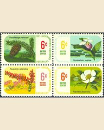 #1376S - 6¢ Botanical Congress