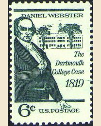 #1380 - 6¢ Dartmouth College