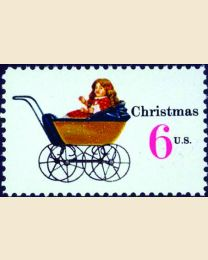 #1418 - 6¢ Doll Carriage