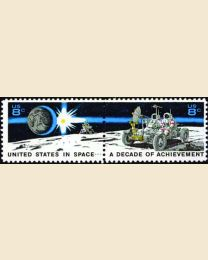 #1434S - 8¢ Space Achievements