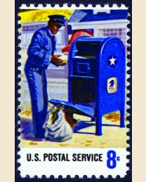 #1490 - 8¢ Mail Collection